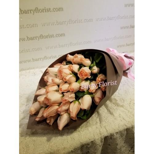 BOU 0128 39支美國玫瑰